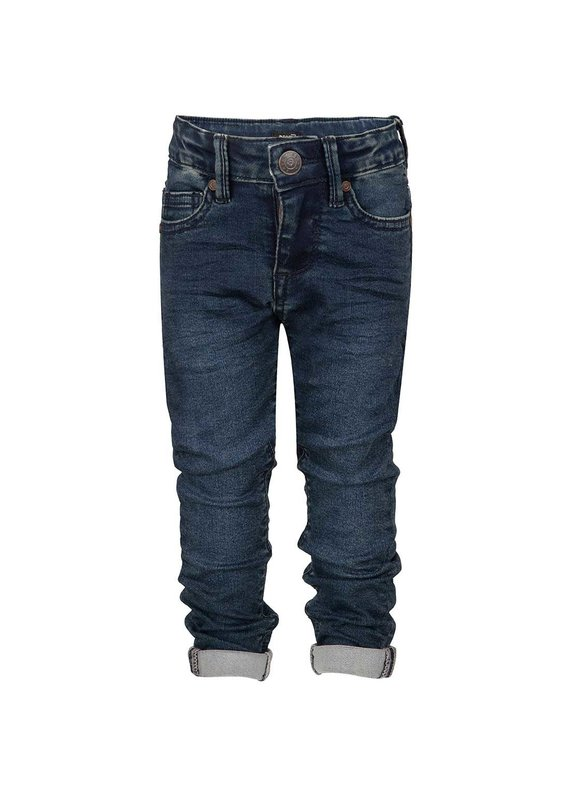 Daily7 Daily7 jeans connor skinny fit jog dark denim