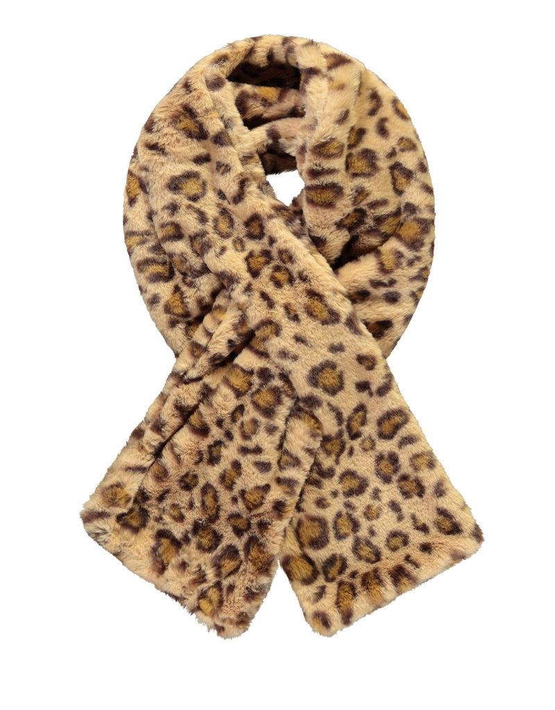 Like Flo Like Flo fur scarf double layer animal