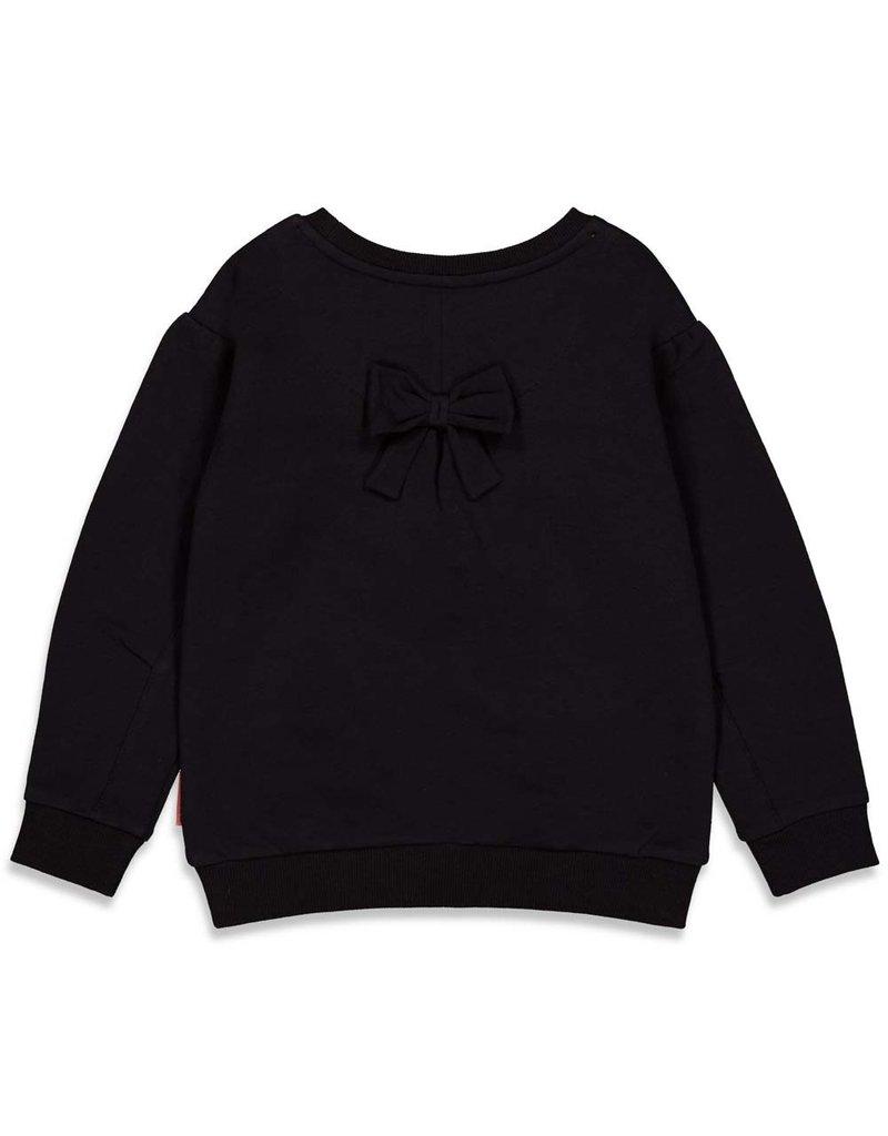 Jubel Jubel sweater Forever Wild zwart