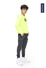Retour Retour sweater Gino neon yellow