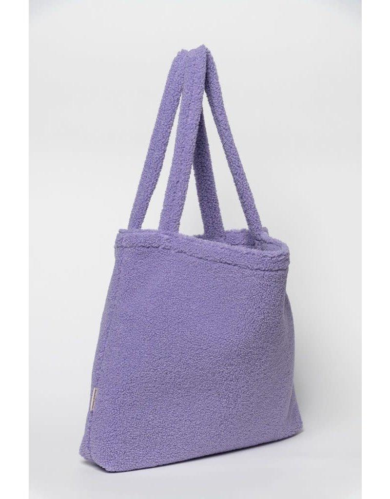 Studio Noos Studio Noos pastel Lilac mom bag