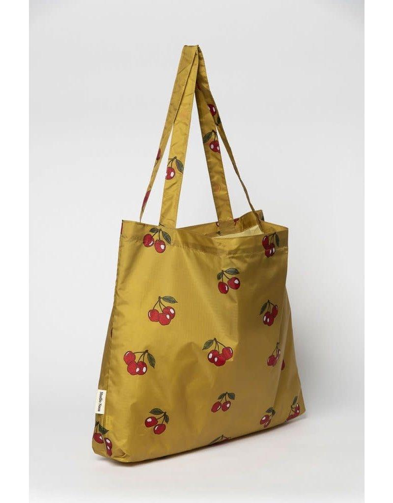 Studio Noos Studio Noos Grocery bag Cherry