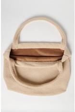 Studio Noos Studio Noos ecru chunky teddy mom-bag