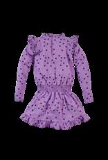 Z8 Z8 jurk Elora purple power/aop
