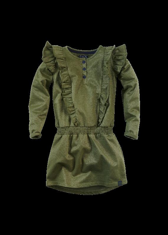 Z8 Z8 jurk Jetteke army amor