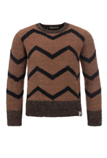 Looxs Looxs pullover medium brown