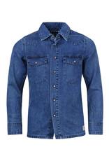 Blue Rebel Blue Rebel denim shirt denim rinsed
