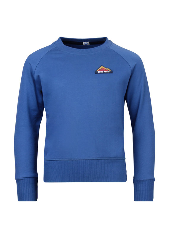 Blue Rebel Blue Rebel sweater dark blue