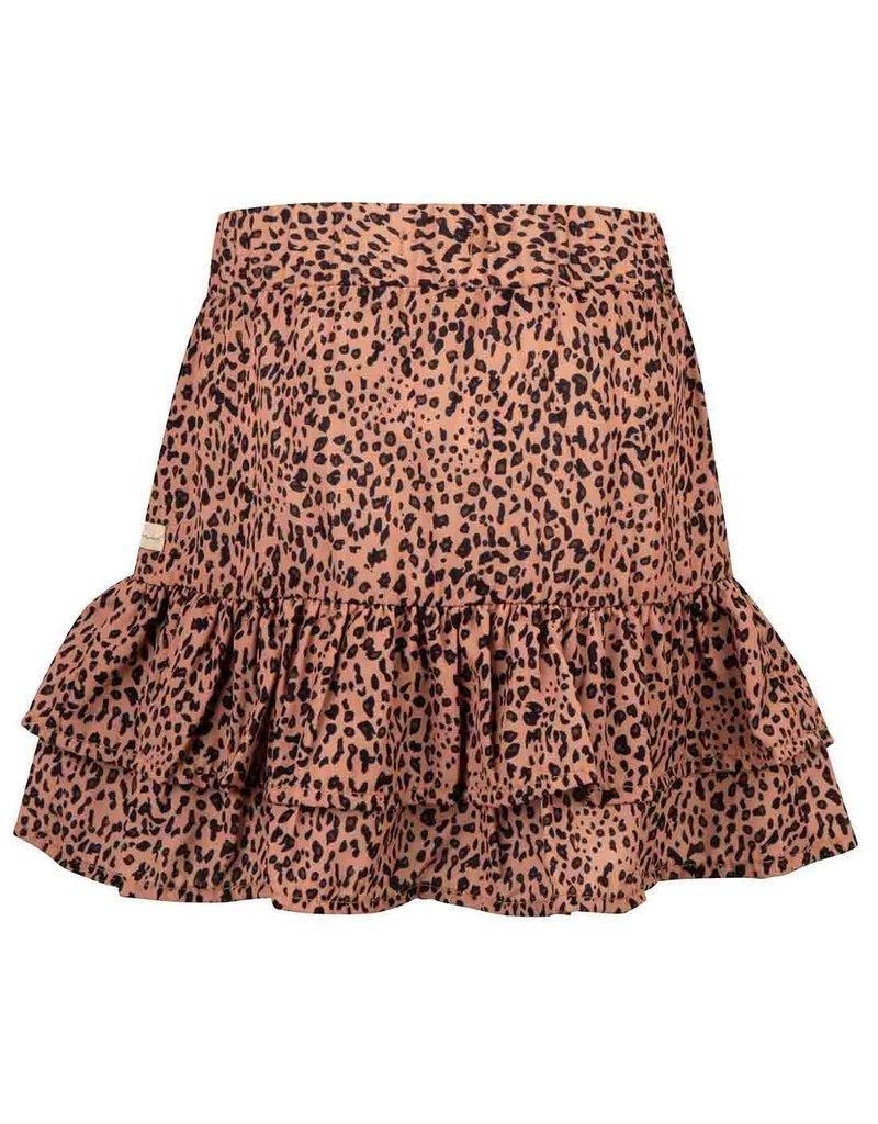 Daily7 Daily7 skirt panter brick dust