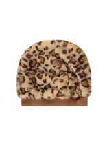Like Flo Like Flo fur hat with rib animal