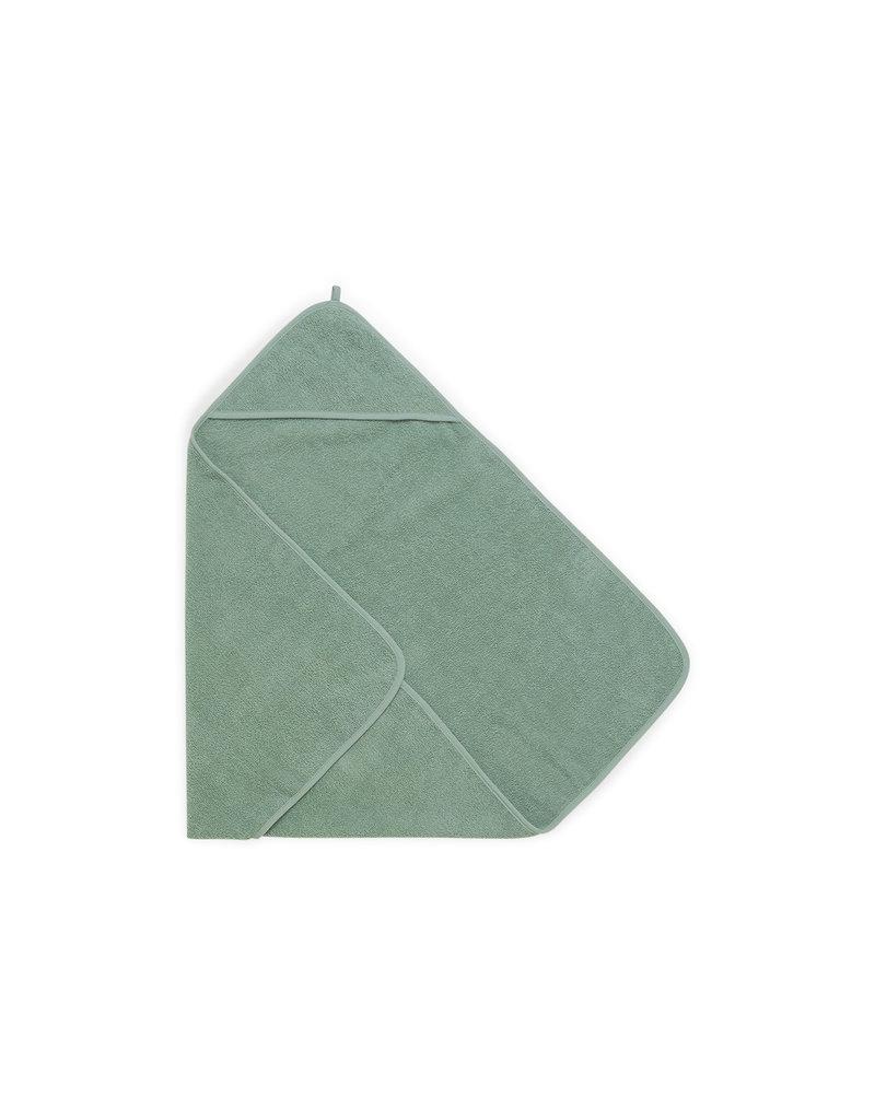 Jollein Jollein Badcape badstof ash green