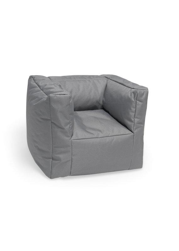 Jollein Jollein fauteuil beanbag storm grey
