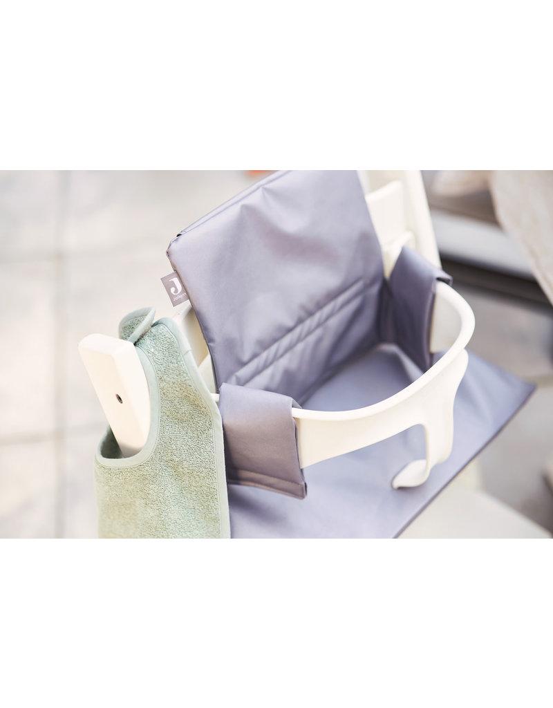 Jollein Jollein slab badstof ash green/storm grey/jeans blue (3pck)