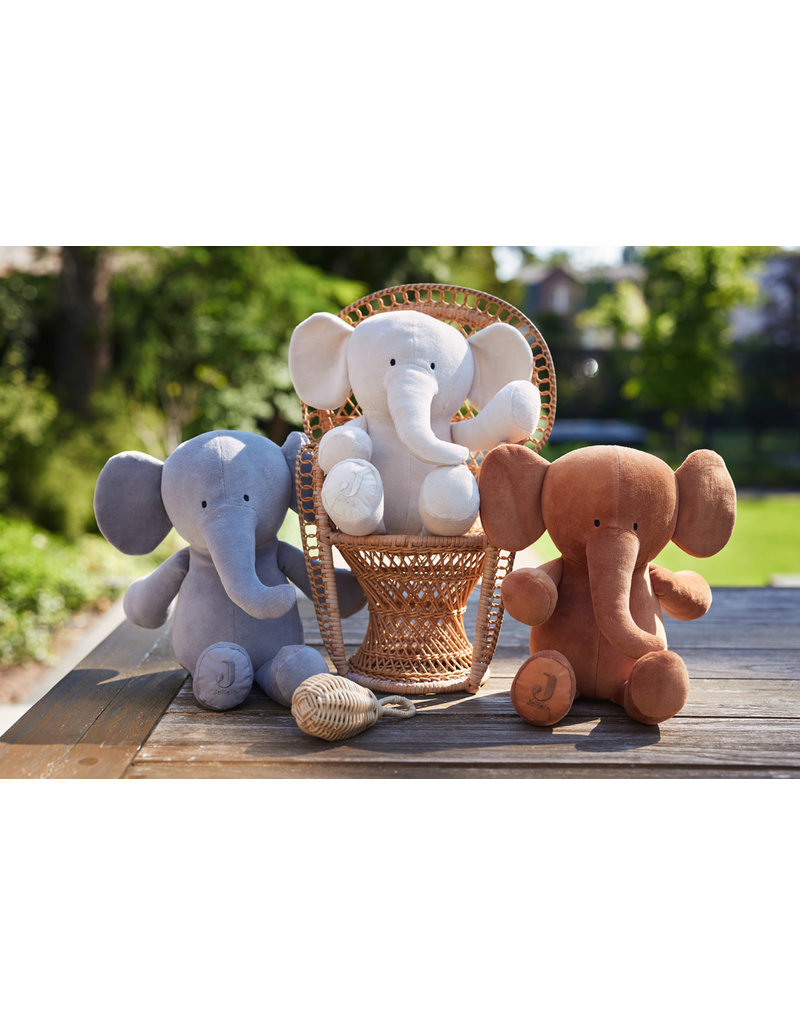 Jollein Jollein knuffel elephant nougat