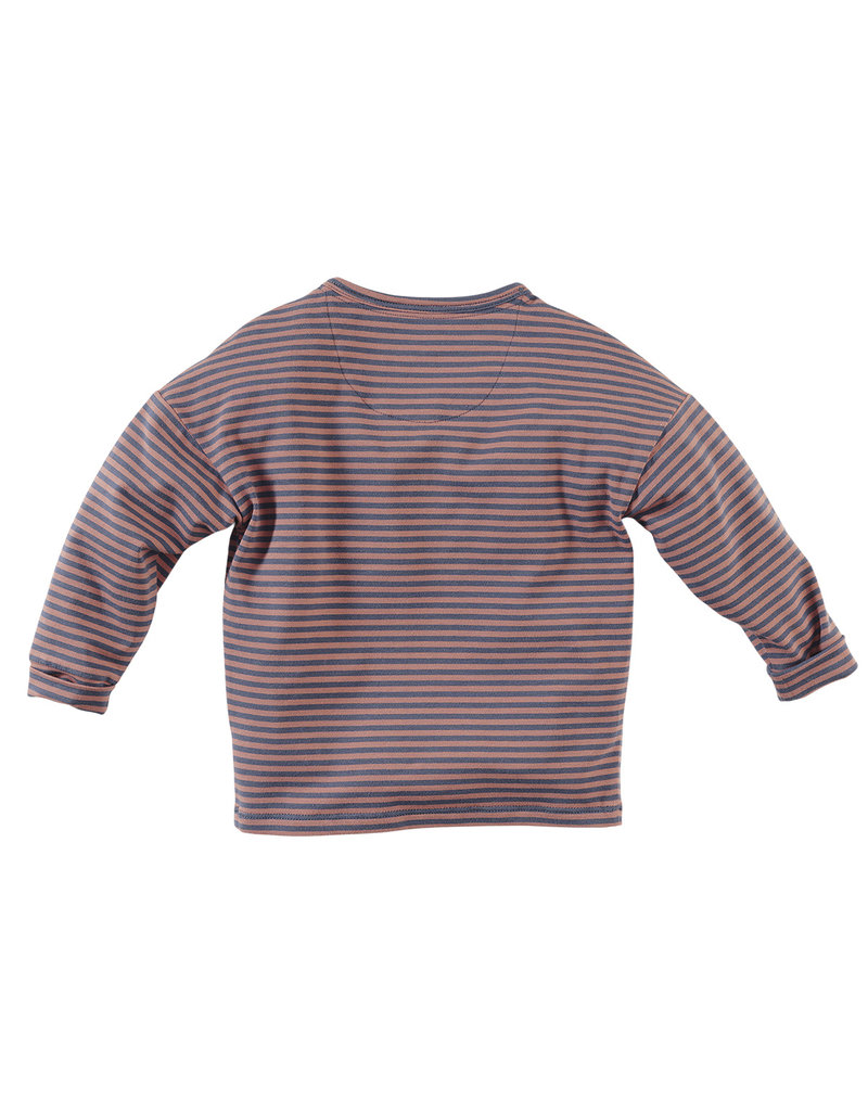 Z8 Z8 mini sweater  Jafar red rust/nighty knight