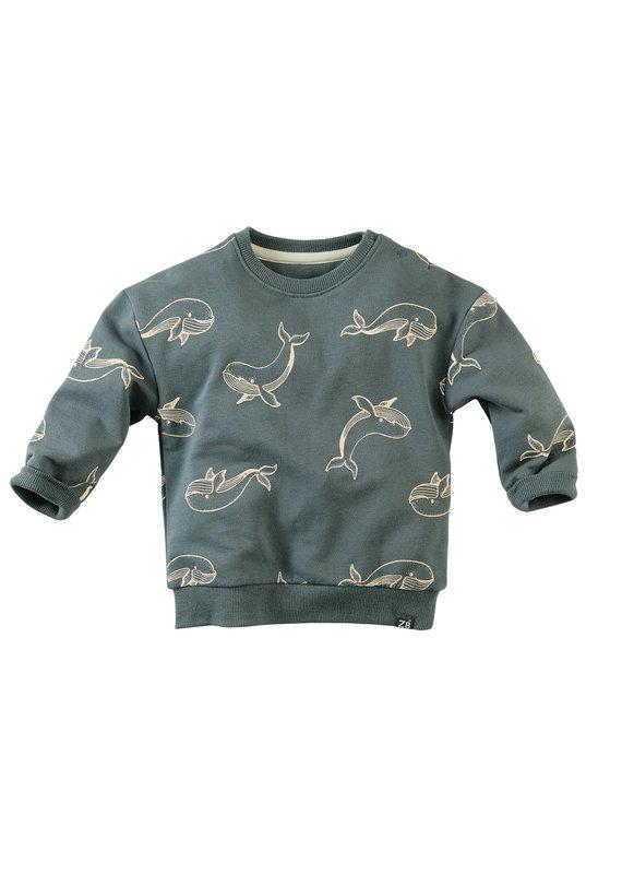 Z8 Z8 mini sweater  Alladin peaky petrol