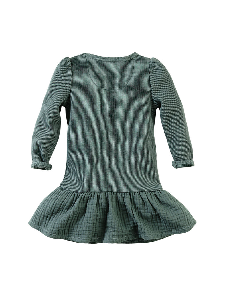 Z8 Z8 mini jurk Clarabella peaky petrol