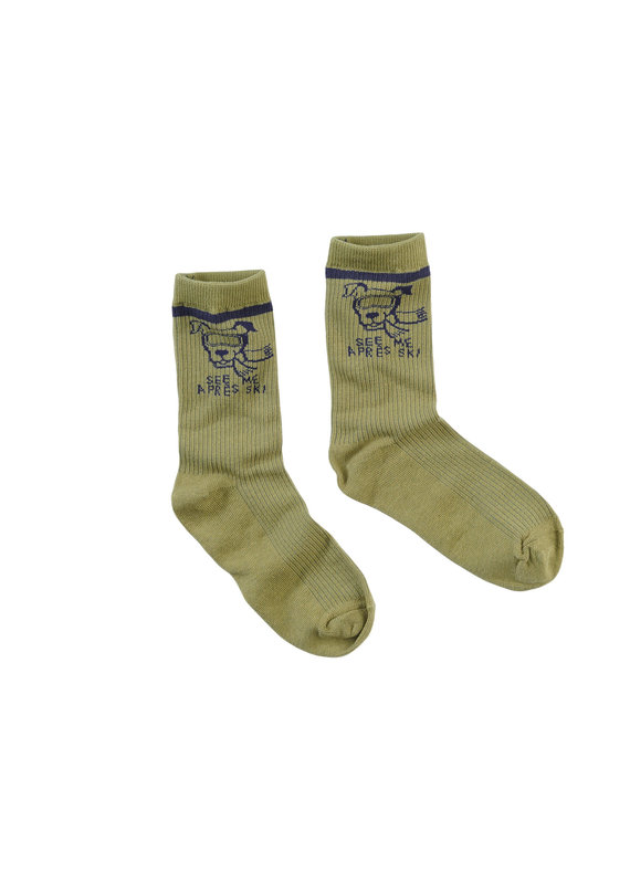 Z8 Z8 sokken Scooby misty moss