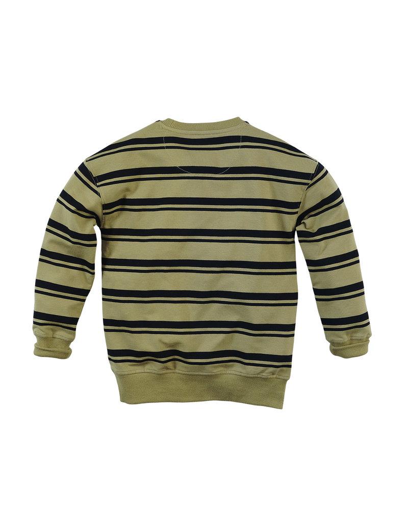 Z8 Z8 sweater Nathan misty moss/black bat