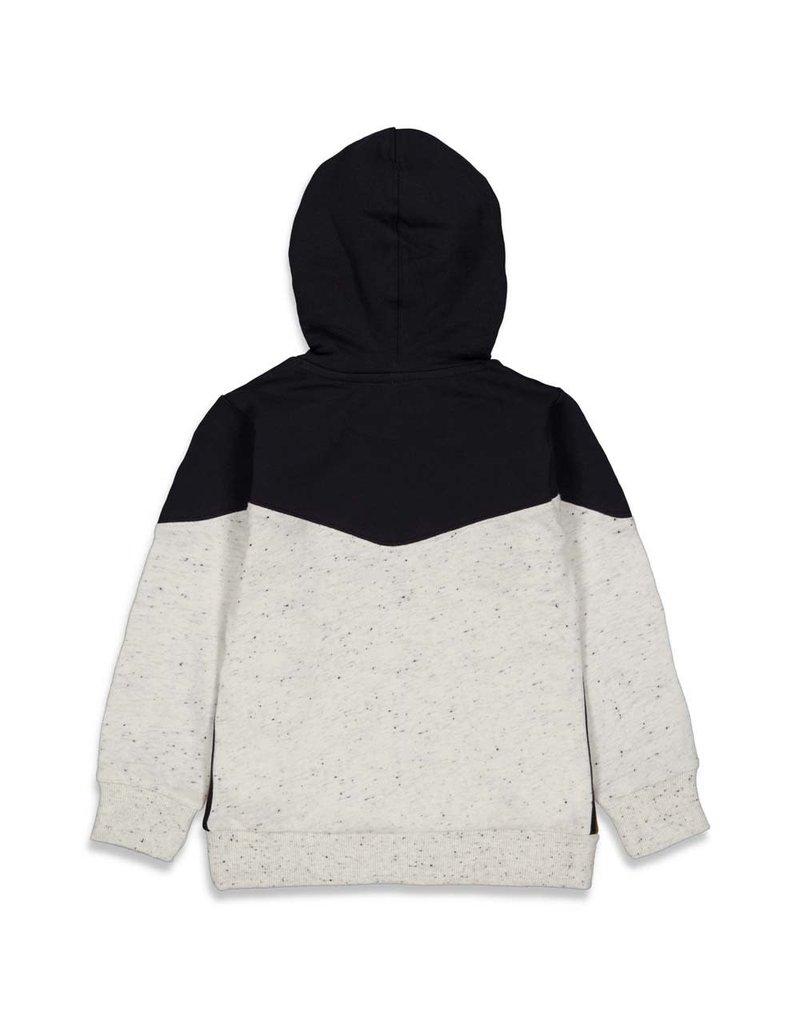 Sturdy Sturdy hoody On a Roll offwhite melange