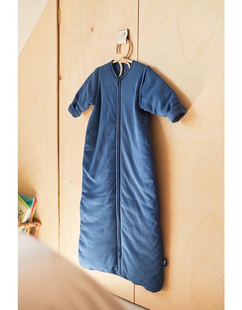 Jollein Jollein Slaapzak 110 cm basic stripe jeans blue