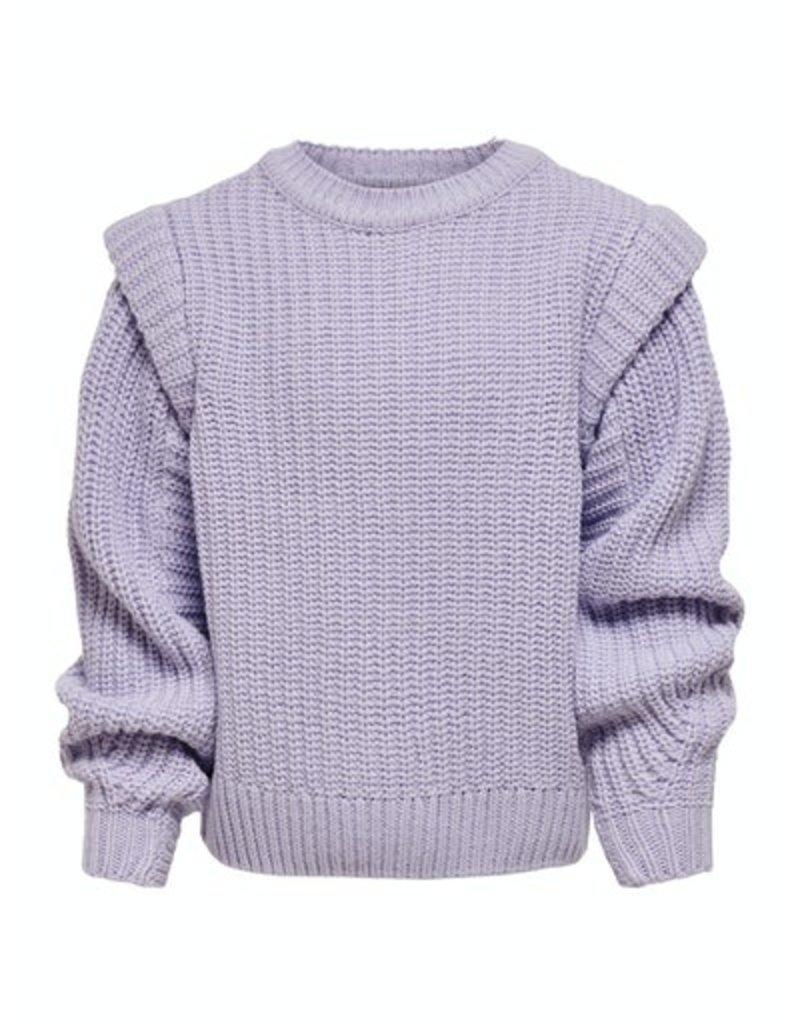 Kids Only Kids Only trui KONLexine lavender