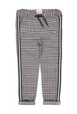 Sturdy Sturdy geruite broek On a Roll zwart