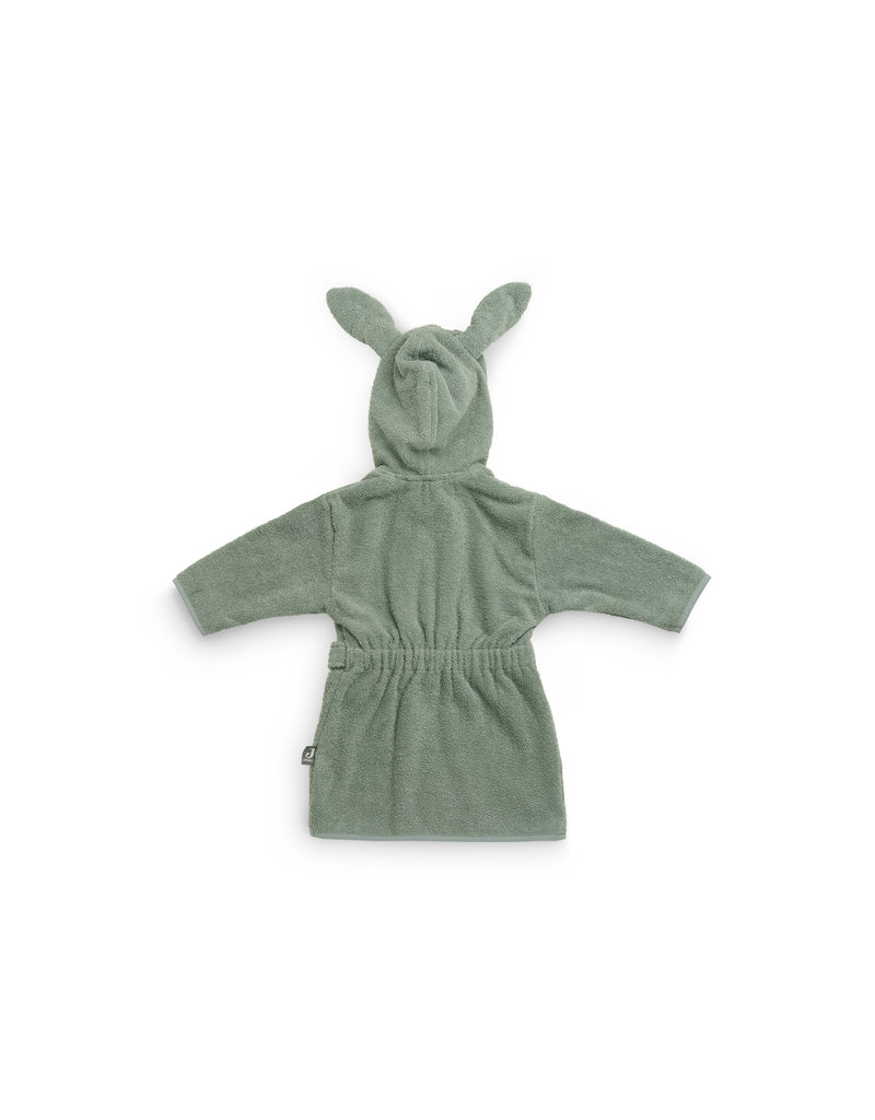 Jollein Jollein badjas 1-2 jaar ash green