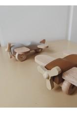 konges slojd Konges Slojd houten vliegtuigje Almond