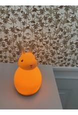 konges slojd Konges Slojd Silicone lampje Bunny