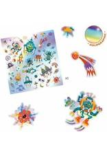 Djeco Djeco stickers Galaxy DJ09265