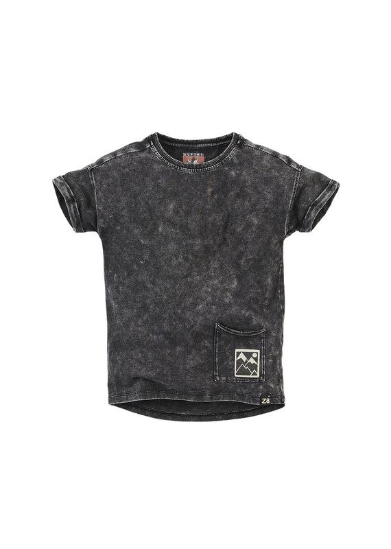 Z8 Z8 shirt Olly stonewash black