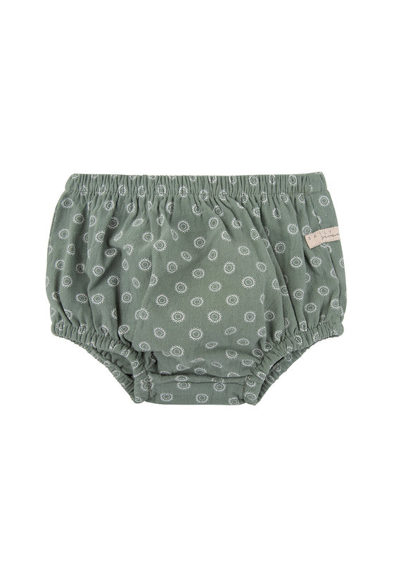 Daily7 Daily 7 pampershort fancy print green sea