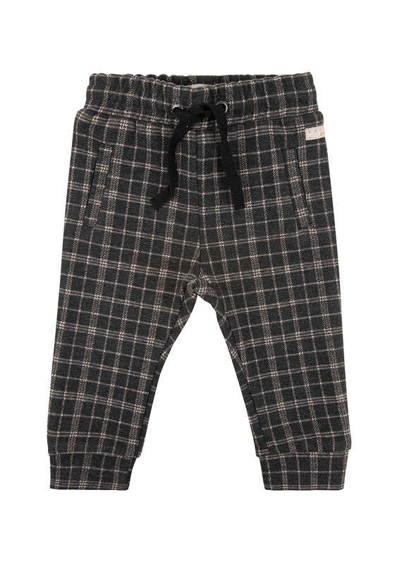 Daily7 Daily 7 broek check antra