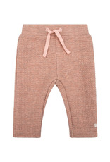 Daily7 Daily 7 broek waffle misty rose