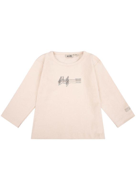 Daily7 Daily 7 shirt ls basic girls kit