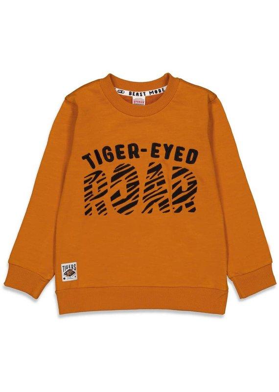 Sturdy Sturdy sweater roar Wild Things okergeel