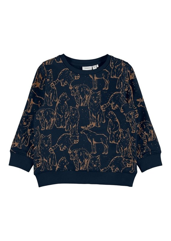 Name-it Name-it sweater NMMRasmus dark sapphire