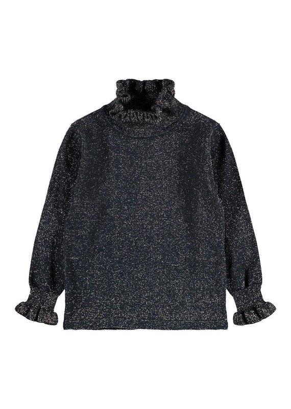 Name-it Name-it trui NMFRasille knit dark sapphire