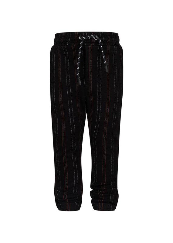 Daily7 Daily7 jog pants stripe black