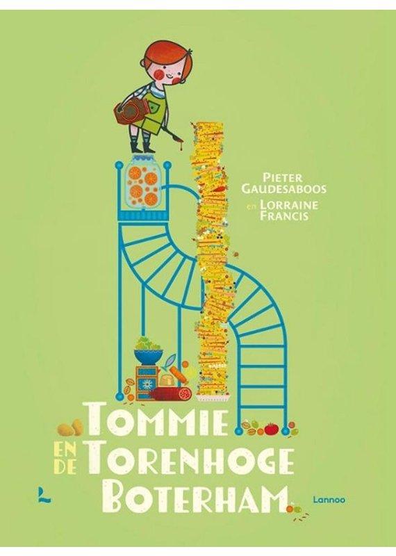 Tommie en de torenhoge boterham. 3+