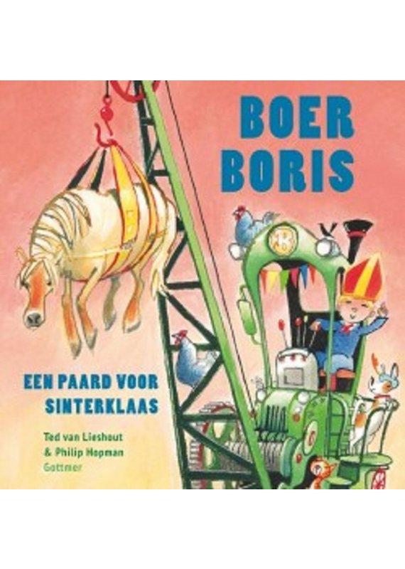 Boer boris. Een paard voor Sinterklaas 3+