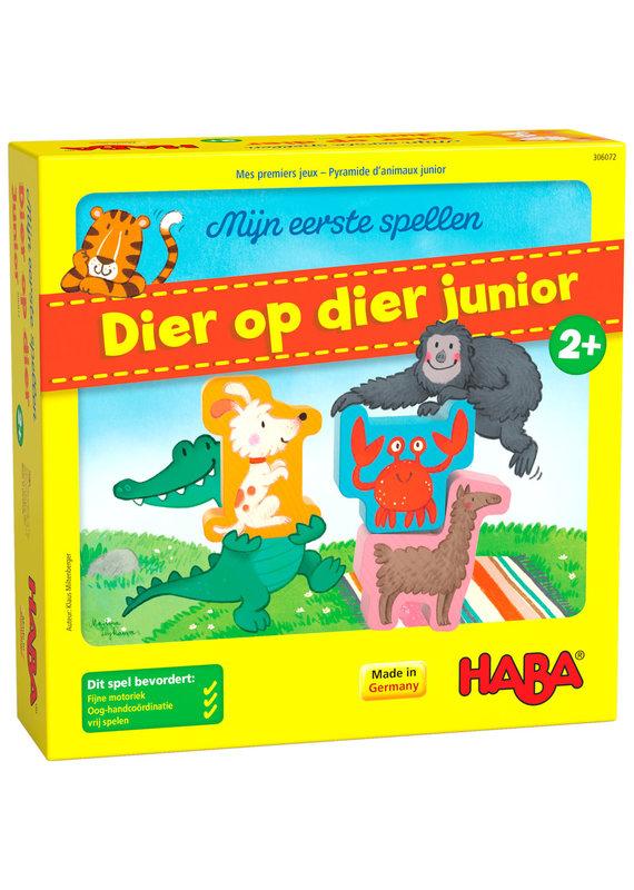 Haba Mijn eerste spellen - Dier op dier junior