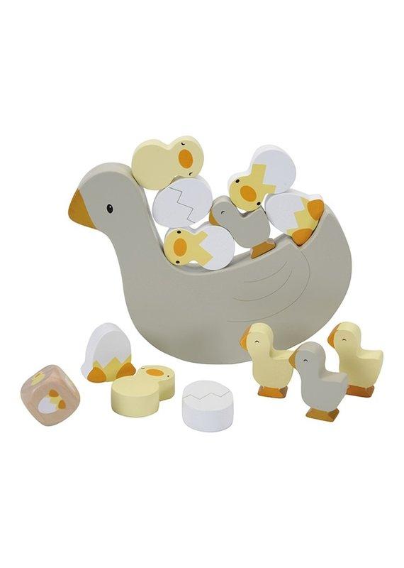 Little Dutch Little Dutch balansspel Little Goose