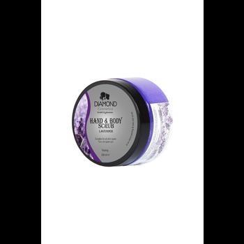 Diamond Hand&Body Scrub Lavendel
