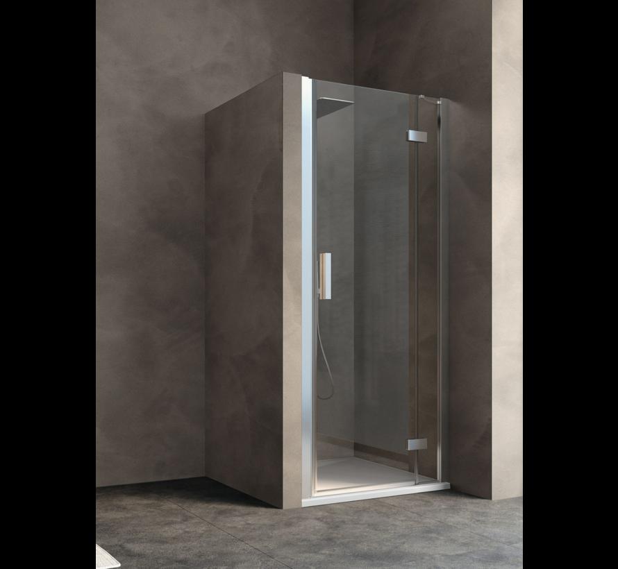Spazio draaideuren voor douche - scharnier rechts