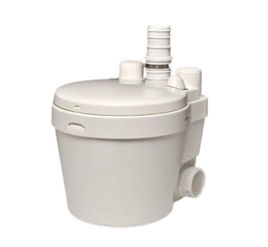 Sani-Lift Hot Water