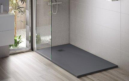 Oplossingen voor doucheruimtes
