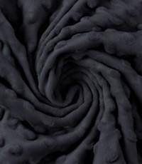 Micro fleece zwart