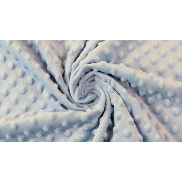Micro fleece licht blauw